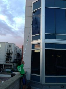 Commercial Window Cleaning in Calgary, AB