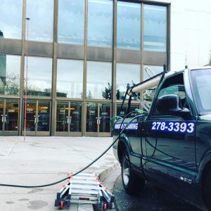 Power Washing in Cochrane, Alberta by Wipe Clean