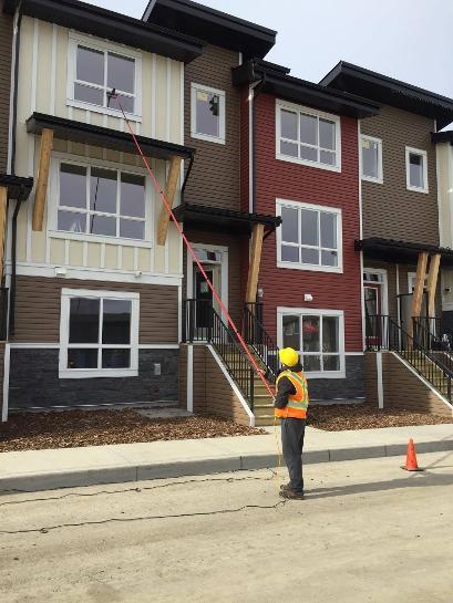 Pure Water Window Cleaning in Calgary, Alberta