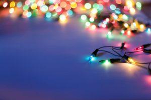 Custom Holiday Lighting Designs in Calgary, Alberta by Wipe Clean