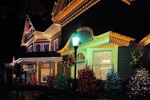 Customized Holiday Lighting Installation in Calgary, Alberta