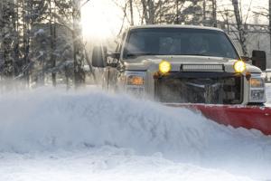 Stock Snow Plow Opt