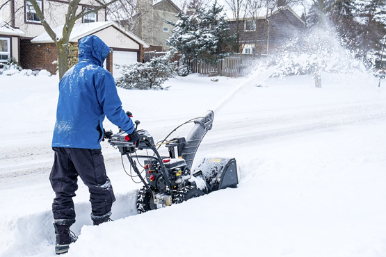 Snow Removal in Calgary, AB by Wipe Clean